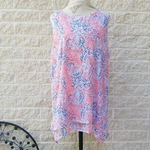 Fever Double Layer Swing Tunic